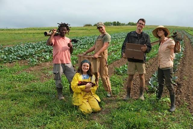 Earth Dance Farm CSA in Minnesota Intership and Employment